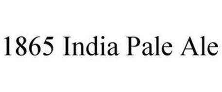 1865 INDIA PALE ALE