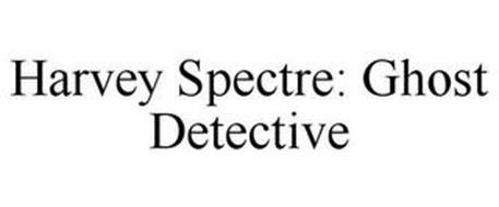 HARVEY SPECTRE: GHOST DETECTIVE