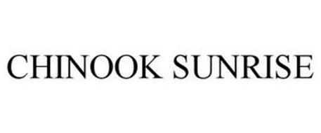 CHINOOK SUNRISE