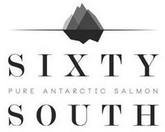 SIXTY PURE ANTARCTIC SALMON SOUTH