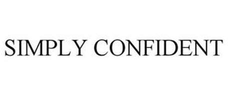 SIMPLY CONFIDENT