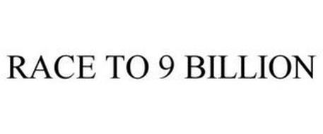 RACE TO 9 BILLION