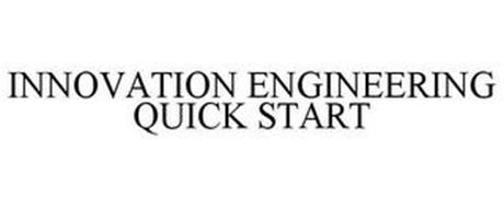 INNOVATION ENGINEERING QUICK START