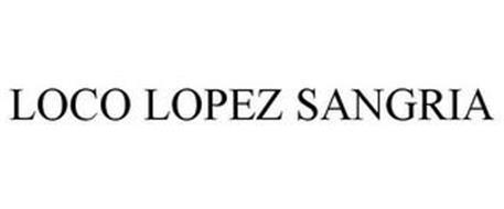 LOCO LOPEZ SANGRIA