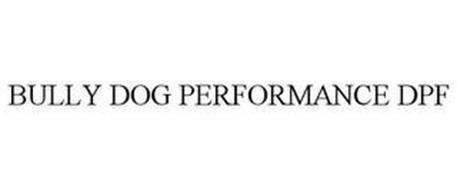 BULLY DOG PERFORMANCE DPF