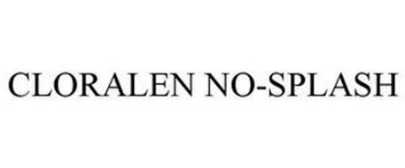 CLORALEN NO-SPLASH