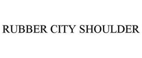 RUBBER CITY SHOULDER