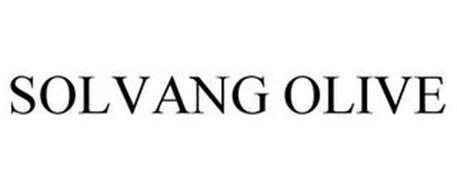 SOLVANG OLIVE
