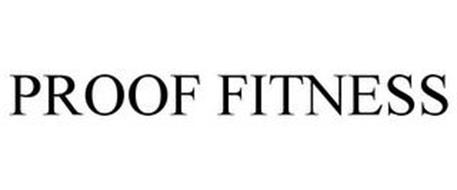Proof Fitness Holdings, LLC Trademarks (5) from