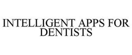 INTELLIGENT APPS FOR DENTISTS