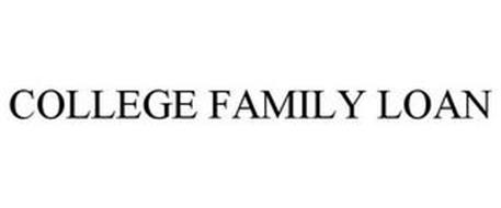COLLEGE FAMILY LOAN
