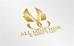 ALL MINE HAIR & BODY CARE