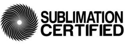 SUBLIMATION CERTIFIED