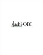 SUSHI OBI