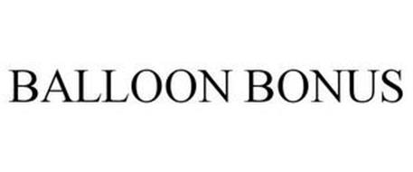 BALLOON BONUS