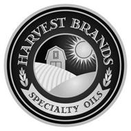 HARVEST BRANDS SPECIALTY OILS