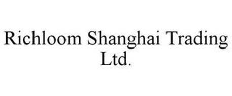 RICHLOOM SHANGHAI TRADINGLTD.
