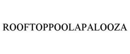 ROOFTOPPOOLAPALOOZA
