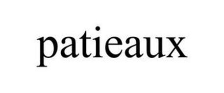 PATIEAUX