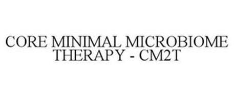 CORE MINIMAL MICROBIOME THERAPY - CM2T
