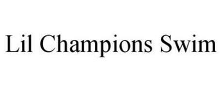 LIL CHAMPIONS SWIM