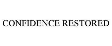CONFIDENCE RESTORED