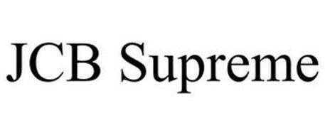 JCB SUPREME