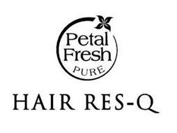 PETAL FRESH PURE HAIR RES-Q