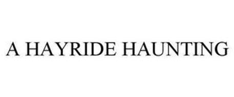 A HAYRIDE HAUNTING