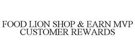 FOOD LION SHOP & EARN MVP CUSTOMER REWARDS