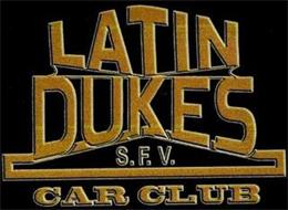 LATIN DUKES S.F.V. CAR CLUB