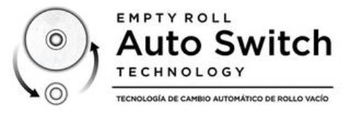 EMPTY ROLL AUTO SWITCH TECHNOLOGY TECNOLOGÍA DE CAMBIO AUTOMÁTICO DE ROLLO VACÍO