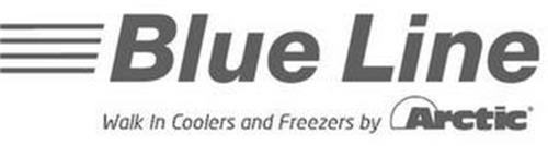 BLUE LINE WALK IN COOLERS AND FREEZERS BY ARCTIC