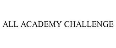ALL ACADEMY CHALLENGE