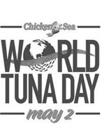 CHICKEN OF THE SEA WORLD TUNA DAY MAY 2