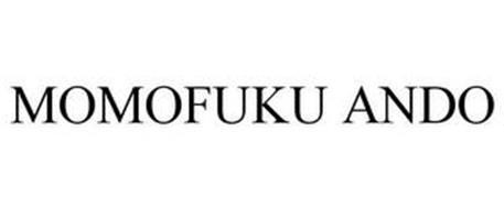MOMOFUKU ANDO
