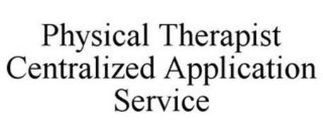 PHYSICAL THERAPIST CENTRALIZED APPLICATION SERVICE