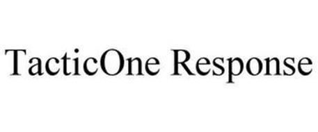 TACTICONE RESPONSE