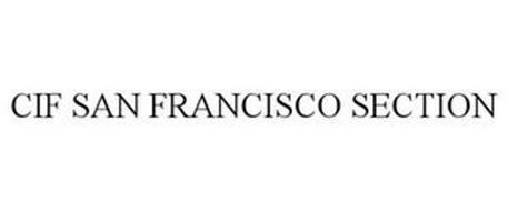 CIF SAN FRANCISCO SECTION