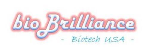 BIO BRILLIANCE -BIOTECH USA-