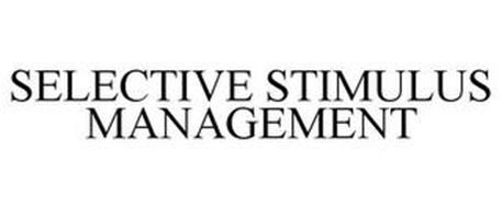 SELECTIVE STIMULUS MANAGEMENT
