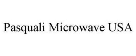 PASQUALI MICROWAVE USA