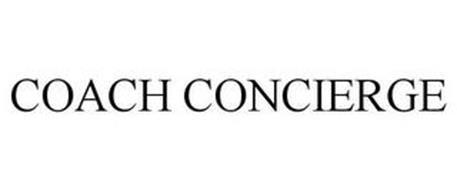 COACH CONCIERGE