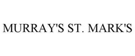 MURRAY'S ST. MARK'S