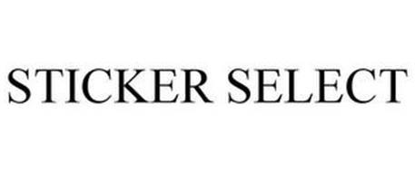 STICKER SELECT