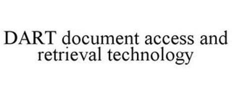DART DOCUMENT ACCESS AND RETRIEVAL TECHNOLOGY