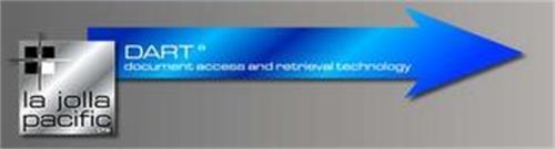LA JOLLA PACIFIC LTD DART DOCUMENT ACCESS AND RETRIEVAL TECHNOLOGY