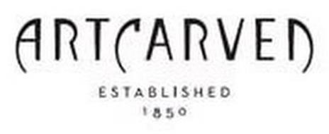 ARTCARVED ESTABLISHED 1850