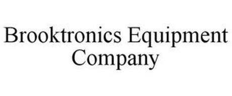BROOKTRONICS EQUIPMENT COMPANY
