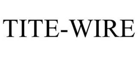 TITE-WIRE